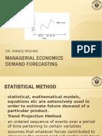 Demand Forecasting (1)