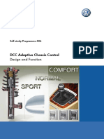 SSP 406 VW Adaptive Chassis Control DCC