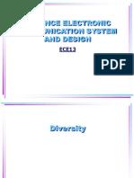 Diversity Repaeaters