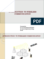 Wireless Communication Lecture Notes by Dr.O.Cyril Mathew,PhD., Al-Ameen Engineering College-Erode