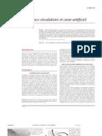 Assistance circulatoire et cœur artificiel