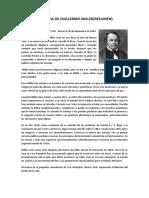 Biografia de Guillermo Miller