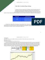 Merger Arbitrage Case Study