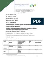 3er. Informe Académico 2019-1