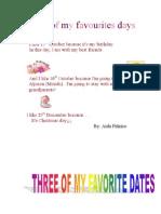 Dates Todos