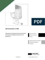 Haag-Streit Slit Lamp LED Light LI900 - User Manual.de.En