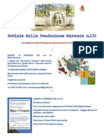 Marazza Newsletter 132
