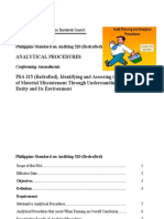AI 2 Part 18 PSA520 Analytical Procedures