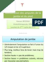Rééducation Des Amputés 2