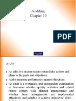 d. Summers Chap 15 Audit Slides