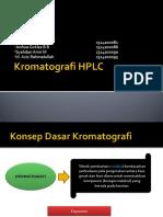 Kromatografi HPLC Kelompok 6