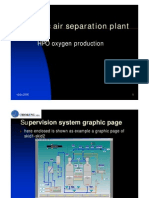 Cryogenic Air Separation