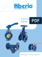 CIMBERIO VALVE CATALOGUE