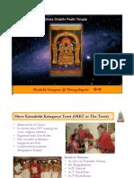 108 Shakthi Peeth Temple Presentation Deck