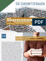 Shareconomy. Aufwind für Bibliotheken durch den Sharing-Trend