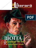 Revista Zona Literara Nr 9-10 2018