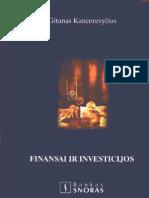 Gitanas Kancerevycius Finansai Ir Investicijos Istraukos