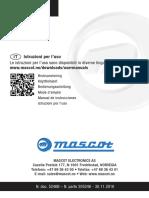 Mascot - Istruzioni Caricabatterie LiFePo4 (ITA)