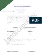 TDS-BS 3262 Thermoplastics