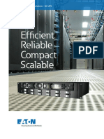 Enterprise DC-UPS Brochure