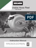 hose reel manual