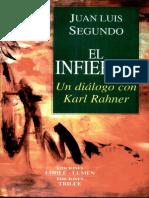 El infierno. Un diálogo con Karl Rahner, por Juan Luis Segundo