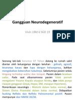 LBM 6 Vivin Gangguan Neurodegeneratif