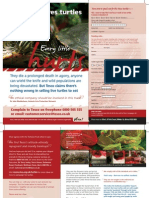 Tesco Tortures Turtles