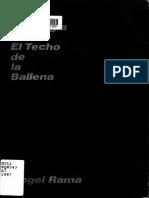 El Techo de La Ballena - Antología - Angel Rama