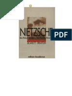 MARTON Scarlett Nietzsche Das Forças Cósmicas Aos Valores Humanos