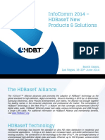 InfoComm 2014 New HDBaseT Products FINAL