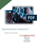 MI II - TP Metrologia