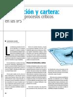 Facturacion y Cartera- Procesos Criticos de La IPS
