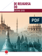 ACN Relatorio Liberdade Religiosa 2018 Sumario Executivo