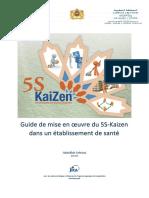 Guide de Mise en Œuvre Du 5S-Kaizen Dans Un Établissement de Santé