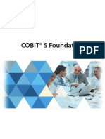 COBIT® 5 Foundation 1.0.1 ES