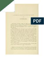 La Théorie de Lorentz Et Le Principe de Réaction