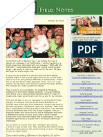 Field Notes From The Meg Whitman Campaign - October 15, 2010