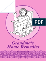 Grandma's Home Remedies