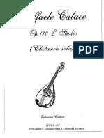 17003-2° Studio (chitarra sola)