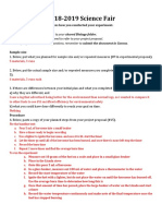 copy of science fair project experiment self-assessment