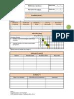 Conceção de Modelo PDCA- Aula 05-12-2018