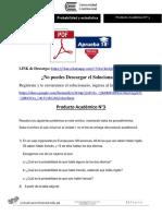 Producto académico N°3 - PROBABILIDAD Y ESTADÍSTICA
