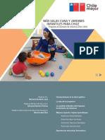Programa Aumento Cobertura Educación Parvularia