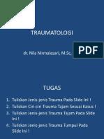 2. Traumatologi