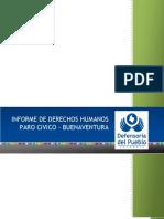 Informe Paro Civico Buenaventura v2
