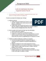 II Examen Parcial 1P1S2019 SPS Sabados