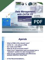 Why Catia Pdm