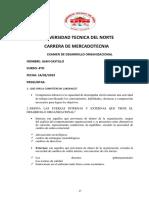 Examenes Segundo Parcial Desarrollo Organizacional 444