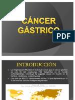Bases Moleculares de CA Gastrico